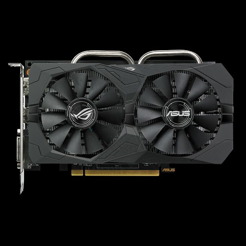 ASUS STRIX-RX460-O4G-GAMING AMD Radeon RX 460 4GB