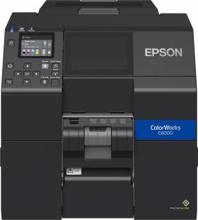 Epson ColorWorks CW-C6000Pe label printer Inkjet Colour 1200 x 1200 DPI Wired