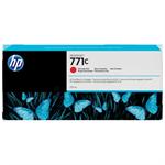 HP B6Y08A (771C) Ink cartridge red, 775ml