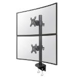 Newstar curved screen desk mount