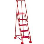 VFM 5 TREAD STEP RED 385143