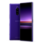 "Sony Xperia 1 16.5 cm (6.5"") Dual SIM Android 9.0 4G USB Type-C 6 GB 128 GB 3330 mAh Purple"