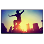 "NEC MultiSync V484-T Digital signage flat panel 121.9 cm (48"") LED Full HD Black Touchscreen"