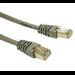 C2G 3m Cat5e Patch Cable cable de red Gris