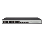 Hewlett Packard Enterprise OfficeConnect 1950-24G-2SFP+-2XGT-PoE+(370W) Switch Managed 10G Ethernet (100/1000/10000) Power over Ethernet (PoE) 1U Grey,White