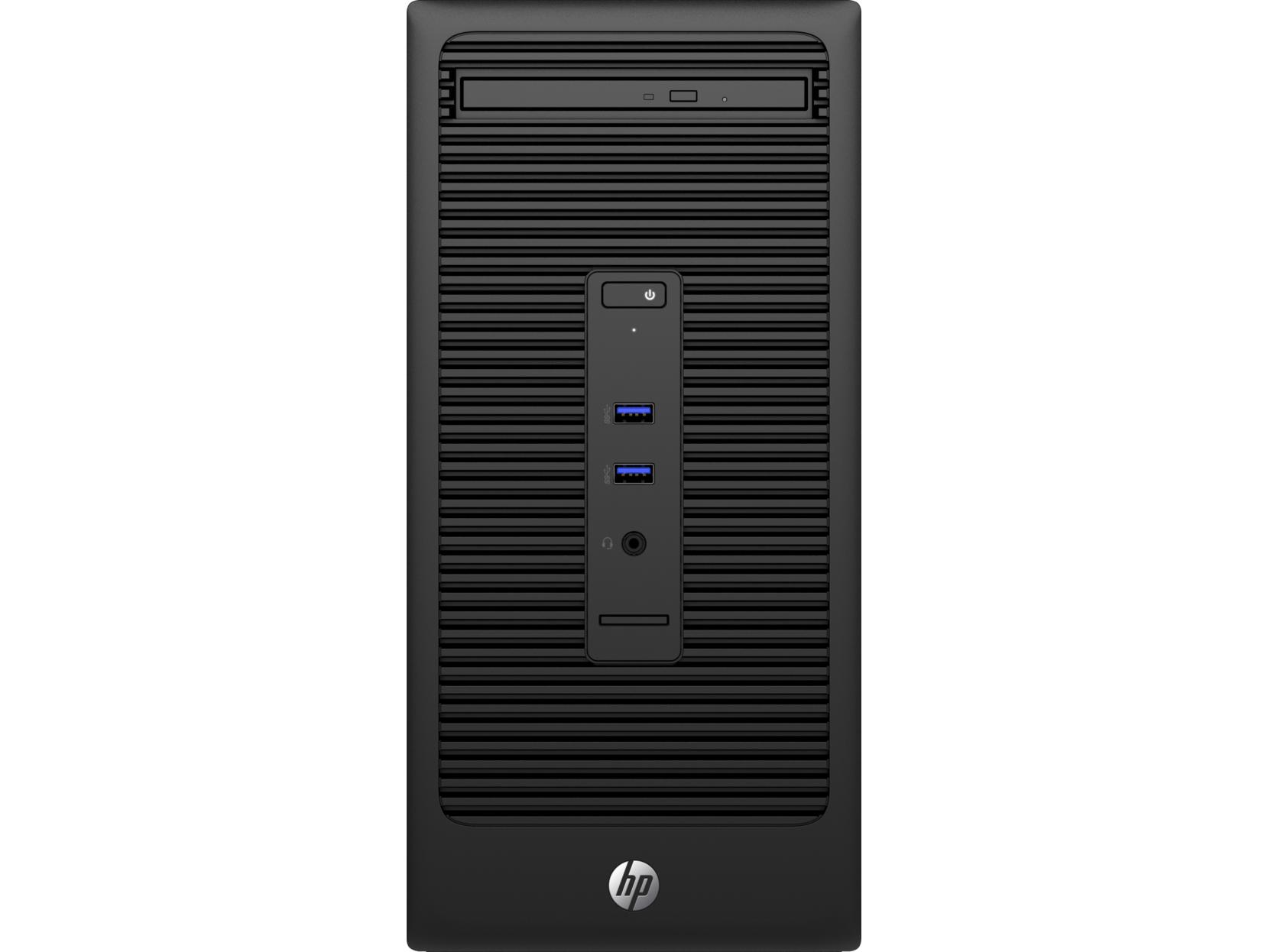 HP 280 G2 Microtower PC