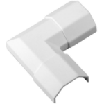 Microconnect WireDuct corner connector 33mm corner connector for wire duct 33 mm width offers space for multiple
