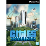 Paradox Interactive Cities: Skylines, Mac/Linux/PC video game PC/Mac/Linux Basic English