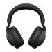 Jabra Evolve2 85, UC Stereo Headset Head-band 3.5 mm connector USB Type-C Bluetooth Black