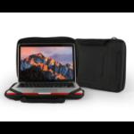 "Max Cases Explorer Bag 2.0 notebook case 35.6 cm (14"") Black"