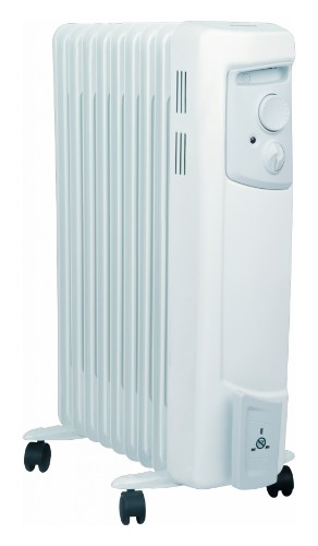 Dimplex OFC2000 Indoor White 2000W Oil electric space heater electric space heater