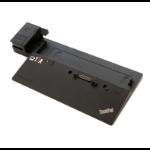 T1A THINKPAD PRO DOCK40A2 UK REFURBISHED 3X USB 2.0 interface cards/adapter 3.5 mm, DVI-I, DisplayPort, USB 2.0, USB 3.2 Gen 1 (3.1 Gen 1), USB 3.2 Gen 2 (3.1 Gen 2), VGA