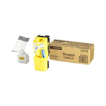 KYOCERA 1T02HPAEU0 (TK-820 Y) Toner yellow, 7K pages @ 5percent coverage