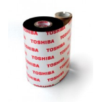 Toshiba BX760084AG2 Thermal-transfer roll, 84mm x 600m, Pack qty 5