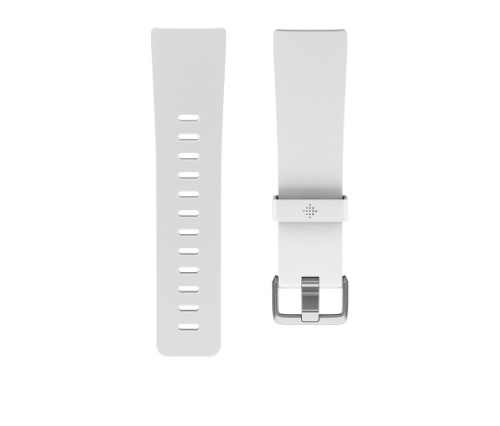 Fitbit Versa Classic S Band White Elastomer