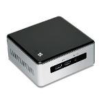 Intel NUC5I5MYHE Next Unit of Computing (NUC) Kit Core i5 (5300U) 2.3GHz Gigabit LAN (HD Graphics 5500)
