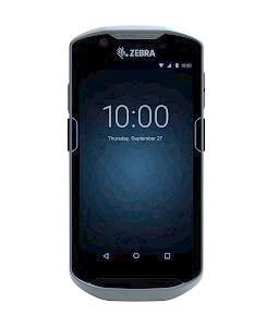 "Zebra TC57 handheld mobile computer 12.7 cm (5"") 1280 x 720 pixels 249 g Black, Silver"