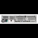 Intel R2208WTTYS server barebone Intel C610 LGA 2011-v3 Rack (2U) Black,Silver
