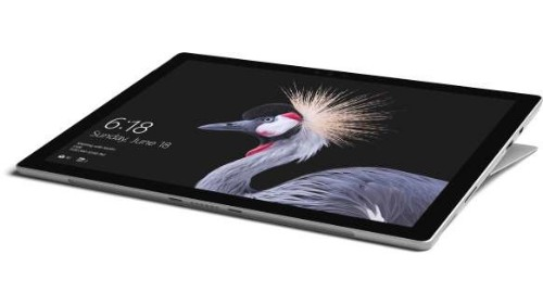 Microsoft Surface Pro 256 GB Black,Silver