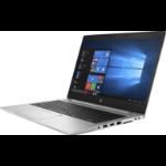 "HP EliteBook 745 G6 Notebook Silver 35.6 cm (14"") 1920 x 1080 pixels AMD Ryzen 7 PRO 8 GB DDR4-SDRAM 256 GB SSD Wi-Fi 6 (802.11ax) Windows 10 Pro"