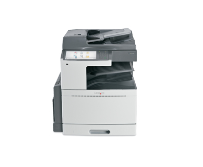 Lexmark X952de 1200 x 1200DPI A3 50ppm Black multifunctional