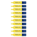 Staedtler 364-1 marker Yellow Chisel tip 1 pc(s)