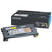 Lexmark C500S2YG Toner yellow, 1.5K pages @ 5% coverage