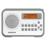 Sangean PR-D18 Portable Digital Grey radio