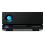 LaCie 1big Dock external hard drive 8000 GB Black