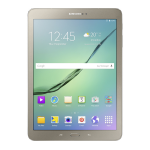 Samsung Galaxy Tab S2 SM-T713N 32GB Gold tablet