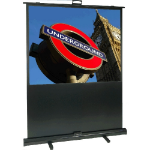 "Sapphire SFL162 80"" 4:3 Black projection screen"