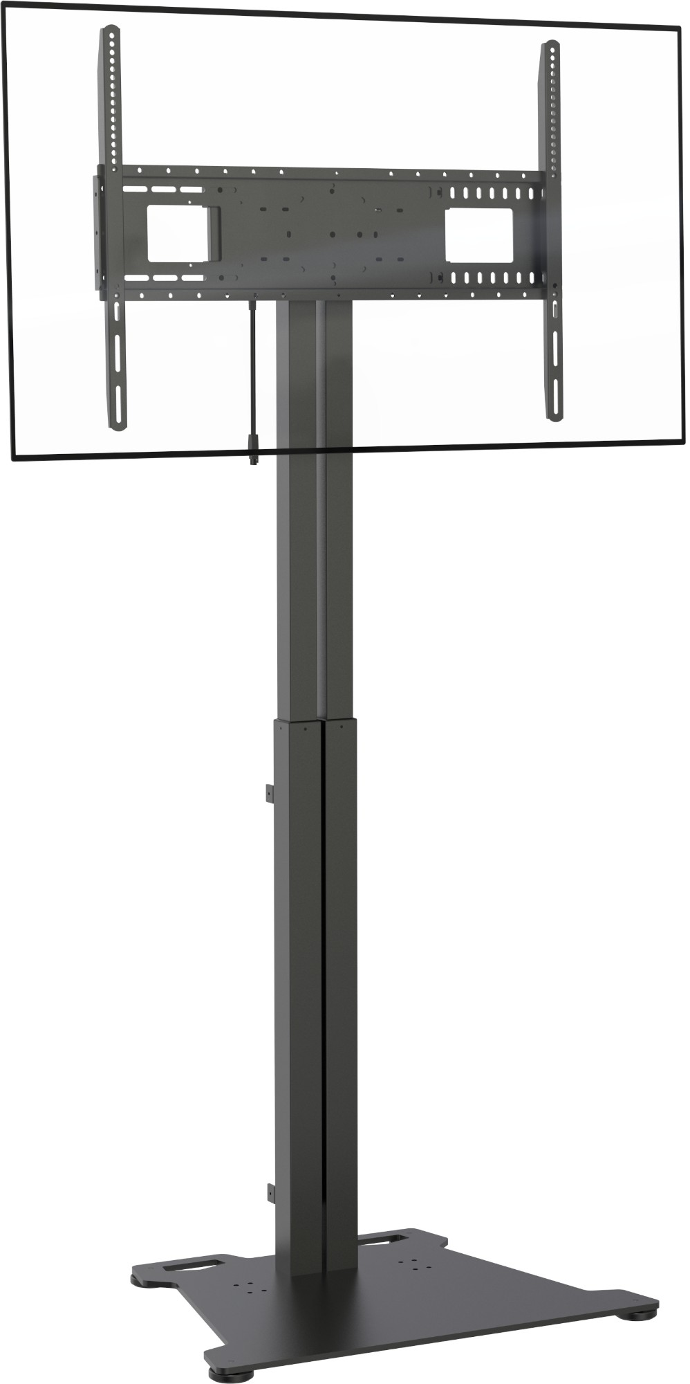 "Vision VFM-F30/FP soporte de mesa para pantalla plana 2,29 m (90"") Negro"