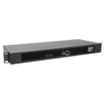 Tripp Lite 48-Port Serial Console Server, USB Ports (2) - Dual GbE NIC, 4 Gb Flash, Desktop/1U Rack, CE