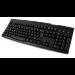 Accuratus 260 EURO HUB keyboard USB QWERTY English Black
