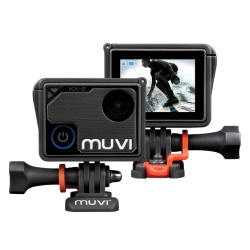 Veho KX-2 NPNG action sports camera 4K Ultra HD Wi-Fi 67 g