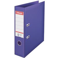 Esselte 811530 folder Violet A4