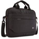 "Case Logic ADVANTAGE 11.6"" ATTACHÉ notebook case 29.5 cm (11.6"") Messenger case Black"