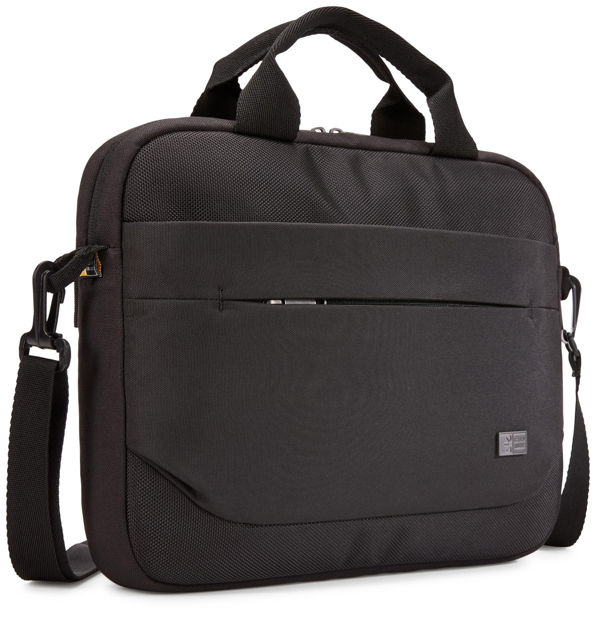 """Case Logic ADVANTAGE 11.6"""" ATTACHÉ notebook case 29.5 cm (11.6"""") Messenger case Black"""