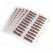 Quantum 3-06397-11 Multicolour barcode label