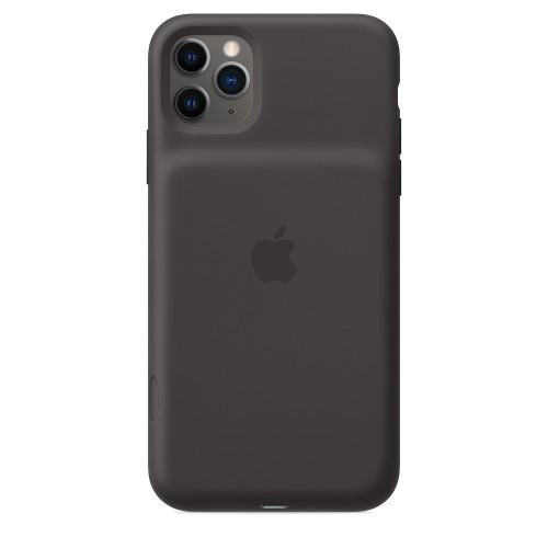 Apple iPhone 11 Pro Max Smart Battery Case - Black