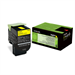 Lexmark 70C20Y0 (702Y) Toner yellow, 1000 pages