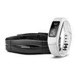 Garmin vivofit 2 Wristband activity tracker LCD Wireless White