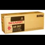 Sharp AR-310LT Toner black, 25K pages