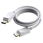 Vision TC 3MDP DisplayPort cable 3 m White