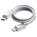 Vision TC 3MDP cable DisplayPort 3 m Blanco
