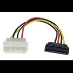 Cables Direct 0.20m 4pin molex - SATA