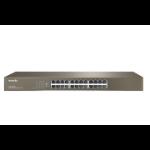Tenda TEG1024G network switch Unmanaged Blue