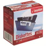 Imation 3.5  DS-HD, 10 Pcs