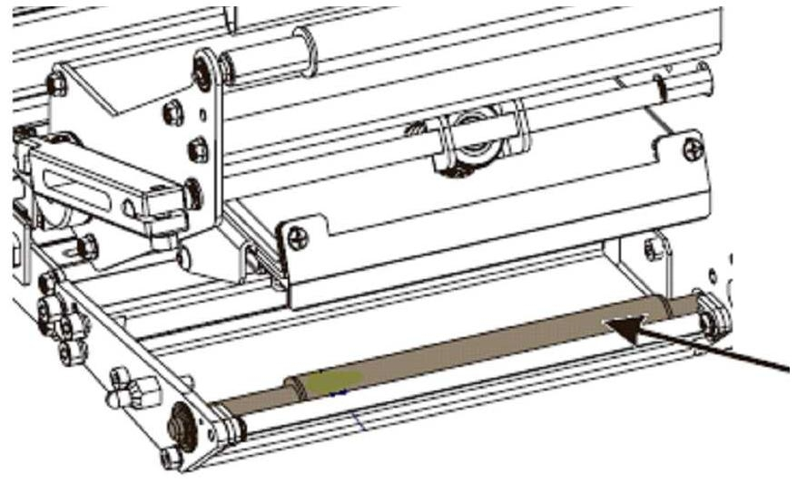 ZEBRA Kit Platen Roller RH + LH 110PAX4