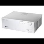 Silverstone SST-GD04S HTPC White computer case
